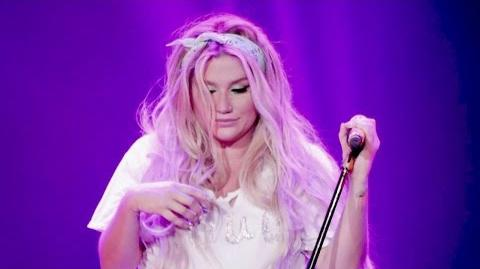 Kesha - Jealous (Nick Jonas Cover) Live In Shanghai-0