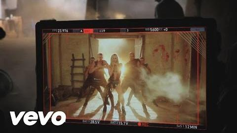 Ke$ha - Die Young (Behind The Scenes)