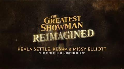 Keala Settle, Kesha & Missy Elliott - This Is Me (The Reimagined Remix) Official Lyric Video