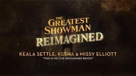 Keala Settle, Kesha & Missy Elliott - This Is Me (The Reimagined Remix) Official Lyric Video