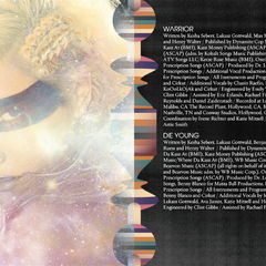 <b>Credits</b> <i>Digital Booklet</i>