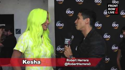 Kesha talks direction of new album & 'Lipsha' w @RobertHerrera3