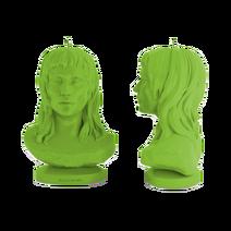 Kesha Green Candle