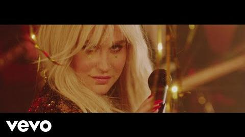 Kesha - Woman (Official Video) ft