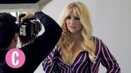 Behind the Scenes of Kesha's Cosmo Cover Shoot