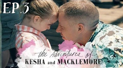 The Adventures of Kesha & Macklemore Tour Ep.3 BTS T-Mobile