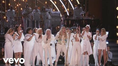Kesha - Praying (LIVE From The 60th GRAMMYs ©)