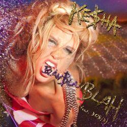 Blahblahblah cover