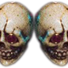 Skulls from <i>Sleazy</i> Single (png made by @keshaswhore)