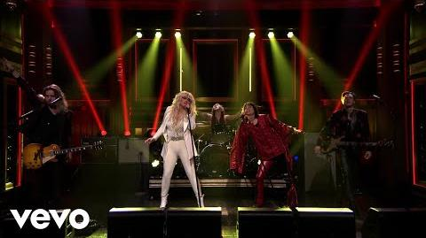 The Struts - Body Talks (Live On The Tonight Show Starring Jimmy Fallon 2018)