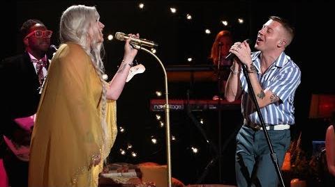 Macklemore - Good Old Days (feat. Kesha) (Live on The Ellen Show)