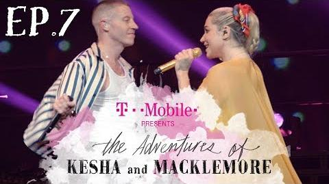 The Adventures of Kesha & Macklemore Tour Ep