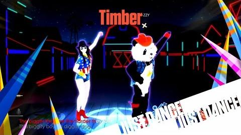 Just Dance 2014 - Timber