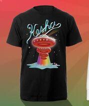 Kesha Rainbow Holiday Shirt