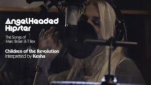Kesha - Children of the Revolution (Official Video)