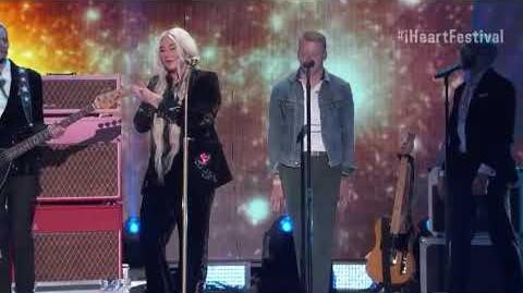 Kesha & Macklemore - Good Old Days (Live at the iHeartRadio Music Festival 2017)