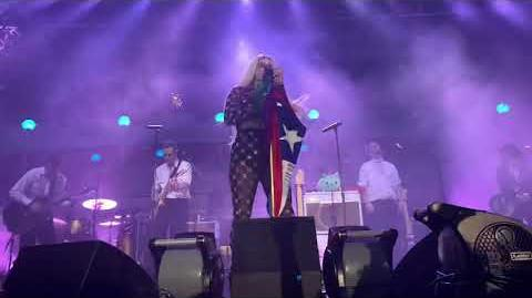 Kesha - Till the World Ends (Live on the Cruise)