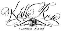 Kesha rose by charles albert logo