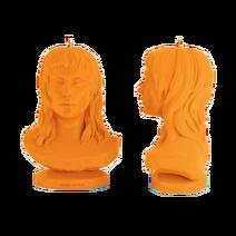 Kesha Orange Candle