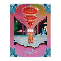 Kesha Rainbow Album Cover Poster
