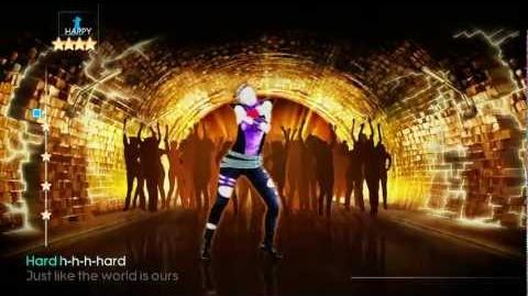 Just Dance 4 DLC - We R Who We R - Ke$ha - 5 Stars
