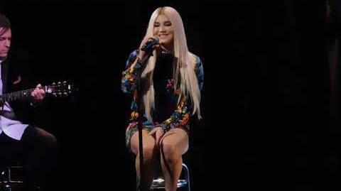 Kesha - Blow (Live at the Playstation Theatre, NYC)