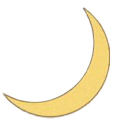 <i>Crescent Moon</i> (png made by @keshaswhore)