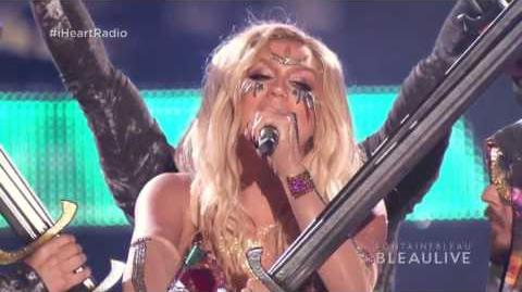 Kesha - Warrior Live at iHeartRadio Ultimate Pool Party 29 06 2013 1080p