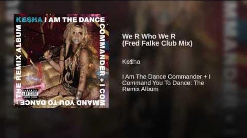 We R Who We R (Fred Falke Club Mix)