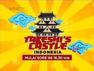 Takeshi's Castle Indonesia trailer