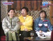 Michiru Jo Youshichi Shimada Shin Suganuma Episode 86