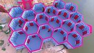 HoneycombMazeThailand1