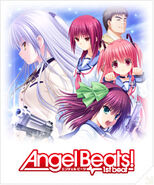 Angel Beats! (Novela Visual)