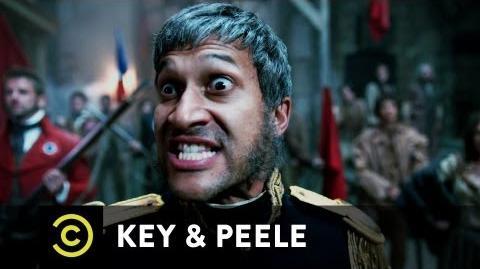 Key & Peele Les Mis