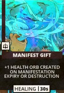 Manifest-gift