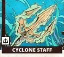 Cyclone Staff