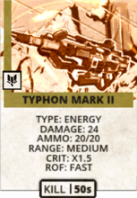 Typhoon Mark II