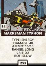Marksman Typhoon