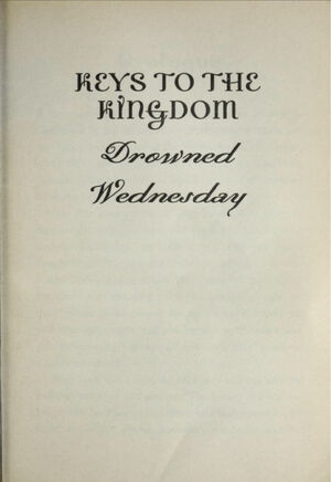Drowned Wednesday First Pages(7)