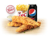 Chicken Tenders 3 Pieces Combo Large