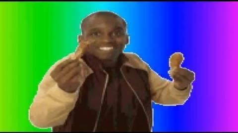 Kfc Black Guy Rainbow Chicken Dance Original - 10 Hours