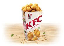 Chicken popcornchicken large