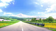 Outdoor Anime Landscape 06