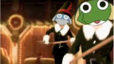 Keroro Platoon wishes you a Merry Christmas!