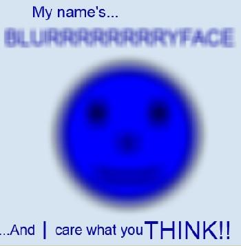 BlurrryFace