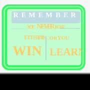 Contest-Motivational Message