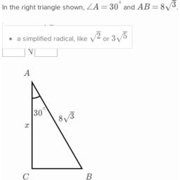 Special right triangles | Khan Academy Wiki | FANDOM powered by Wikia