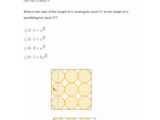 Surface and volume density word problems