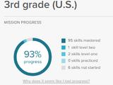 3rd grade (U.S.) Math Mission