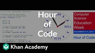 Welcome to our Hour of Code on Khan Academy-1565790880